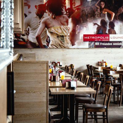 Detailaufnahme Restaurant Walldorf 2